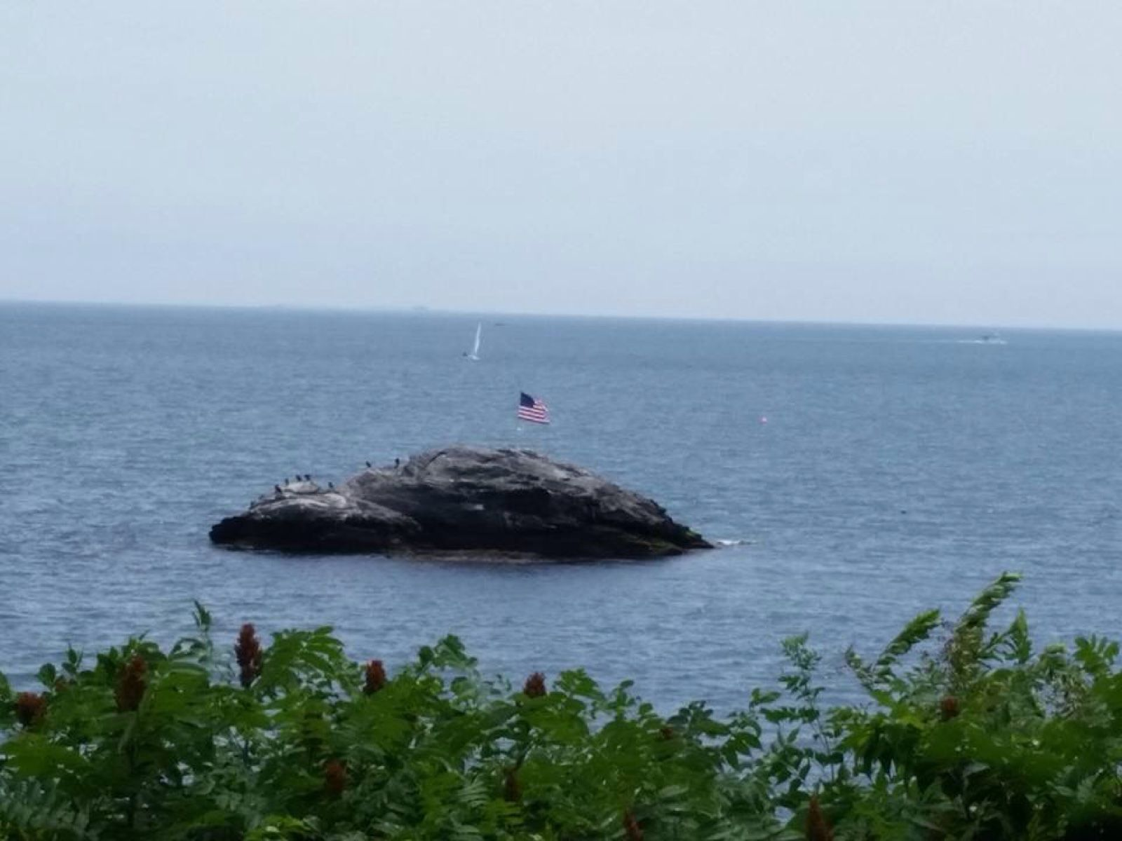 Manwaring flag on wigwam rock crescent beach ct july 2016 manwaring flag on wigwam rock crescent beach ct july 2016 sciox Choice Image