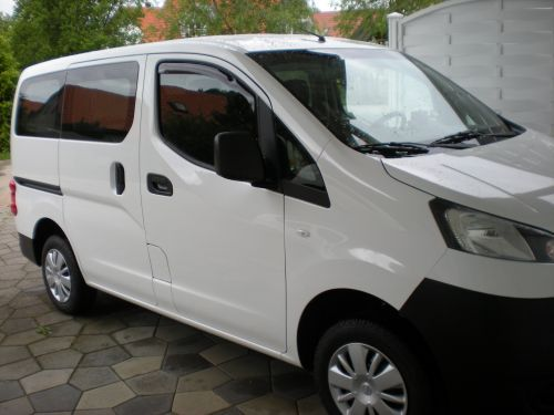 Nissan Camper Conversion Van Life Rv Hacks