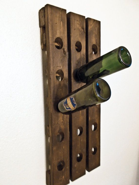 Hey, I found this really awesome Etsy listing at https://www.etsy.com/listing/269739438/riddling-wine-rack-wooden-wine-rack-wine