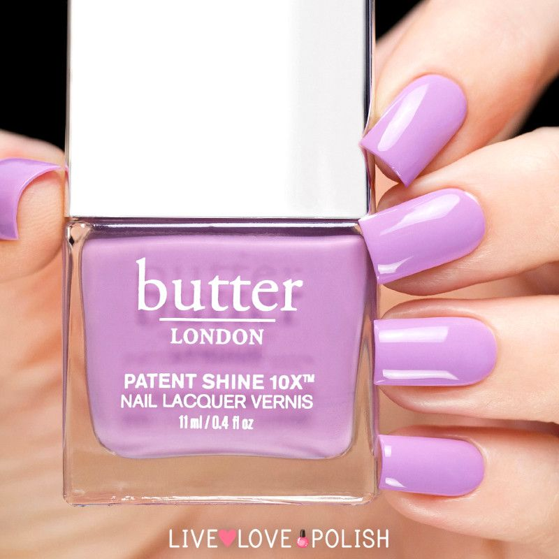 Butter London Molly Coddled Patent Shine 10x Nail Lacquer | Nail ...