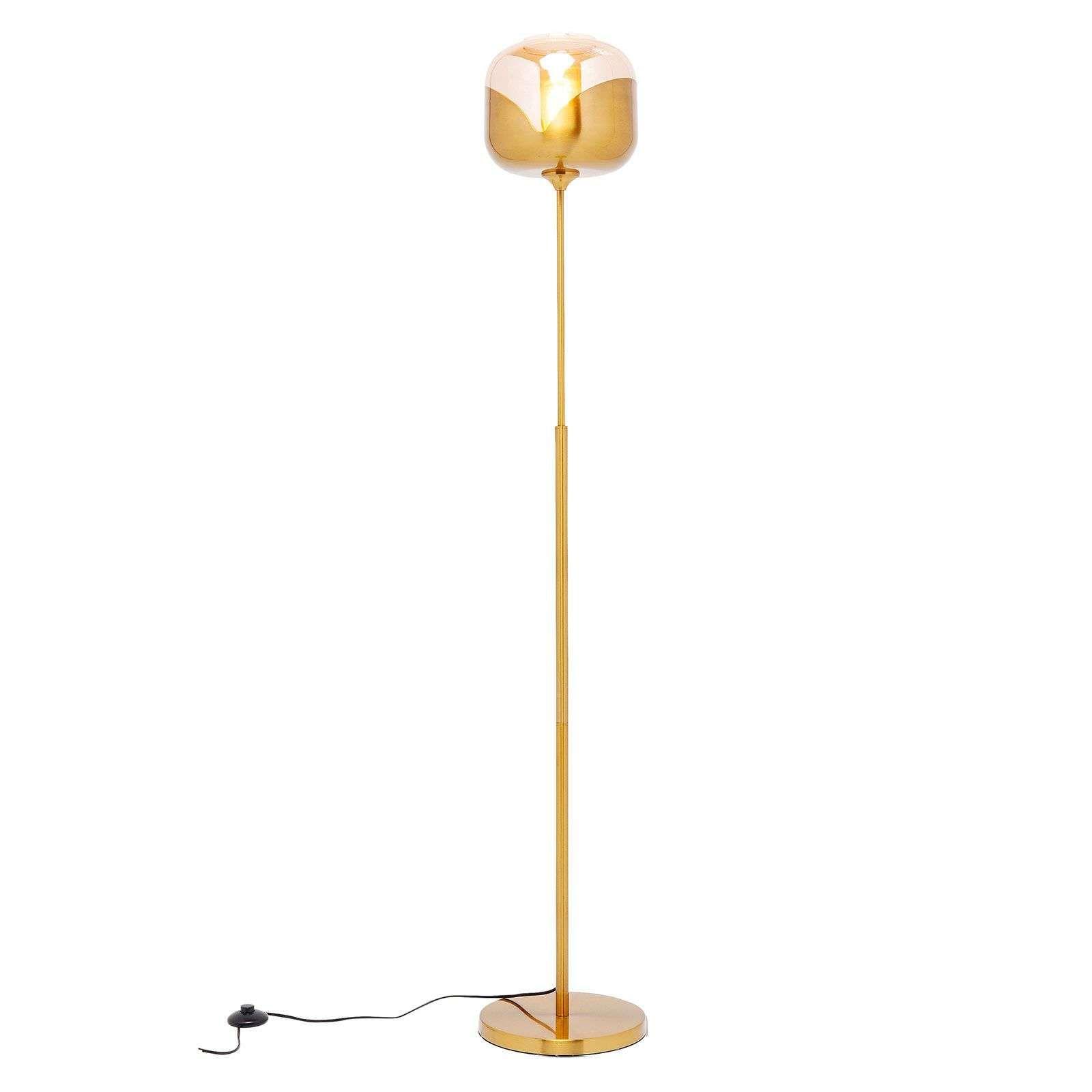 Kare Golden Goblet Ball Lampada Da Pavimento Oro Di Kare In 2020
