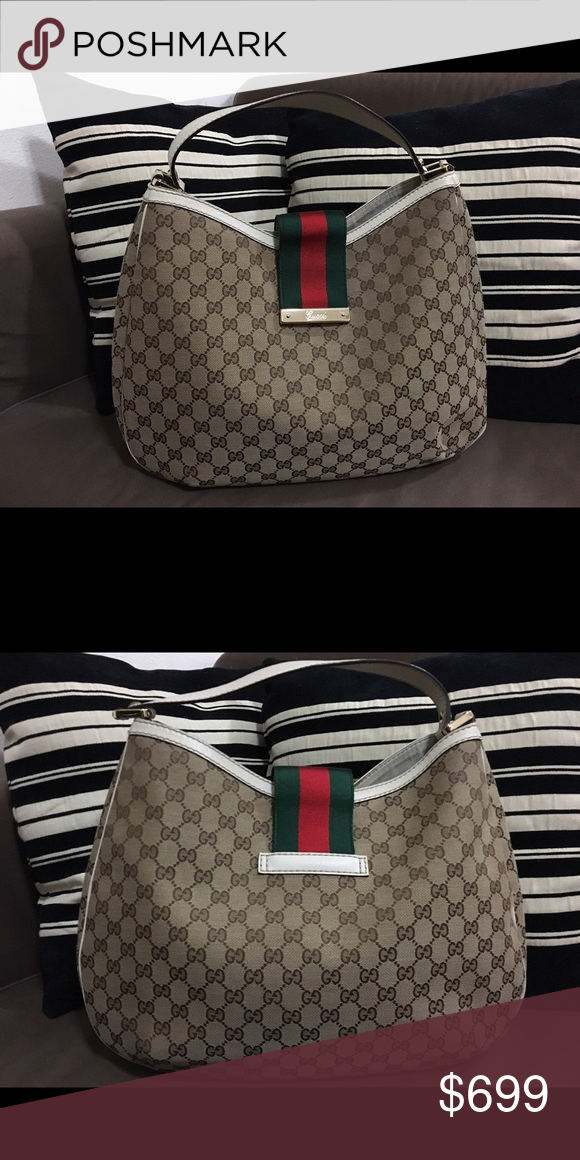 Gucci Tote Like new, no signs of wear Gucci Bags Totes