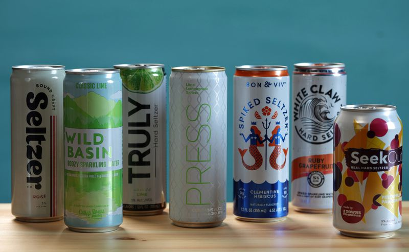 What S The Best Hard Seltzer The Worst Is It A Fad We Have Answers Hard Seltzer Seltzer White Claw Hard Seltzer