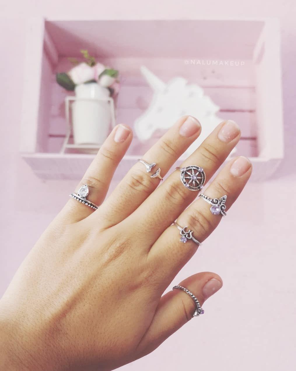 Set anillos.......#naluentodoslados