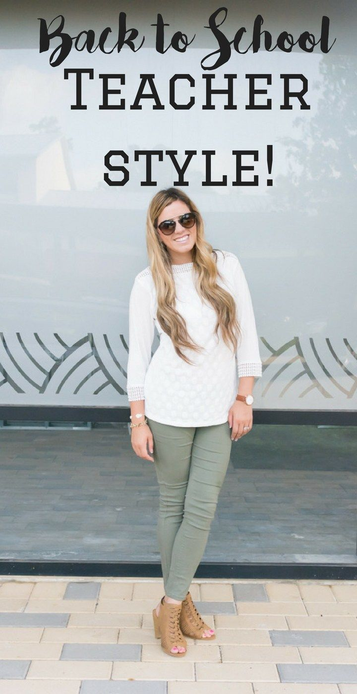 Back to School Teacher style with Burkes Outlet! - The Ashmores