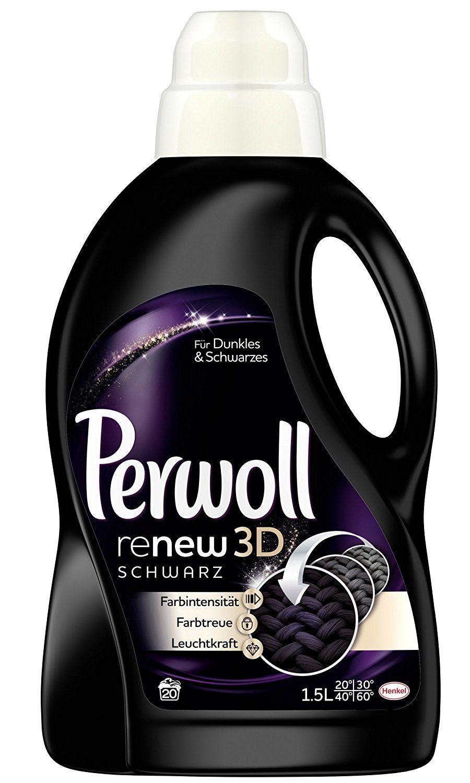 Perwoll Renew 3d Laundry Detergent