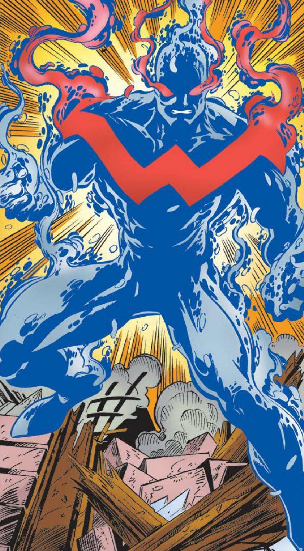 Znalezione obrazy dla zapytania wonder man marvel comics ionic s