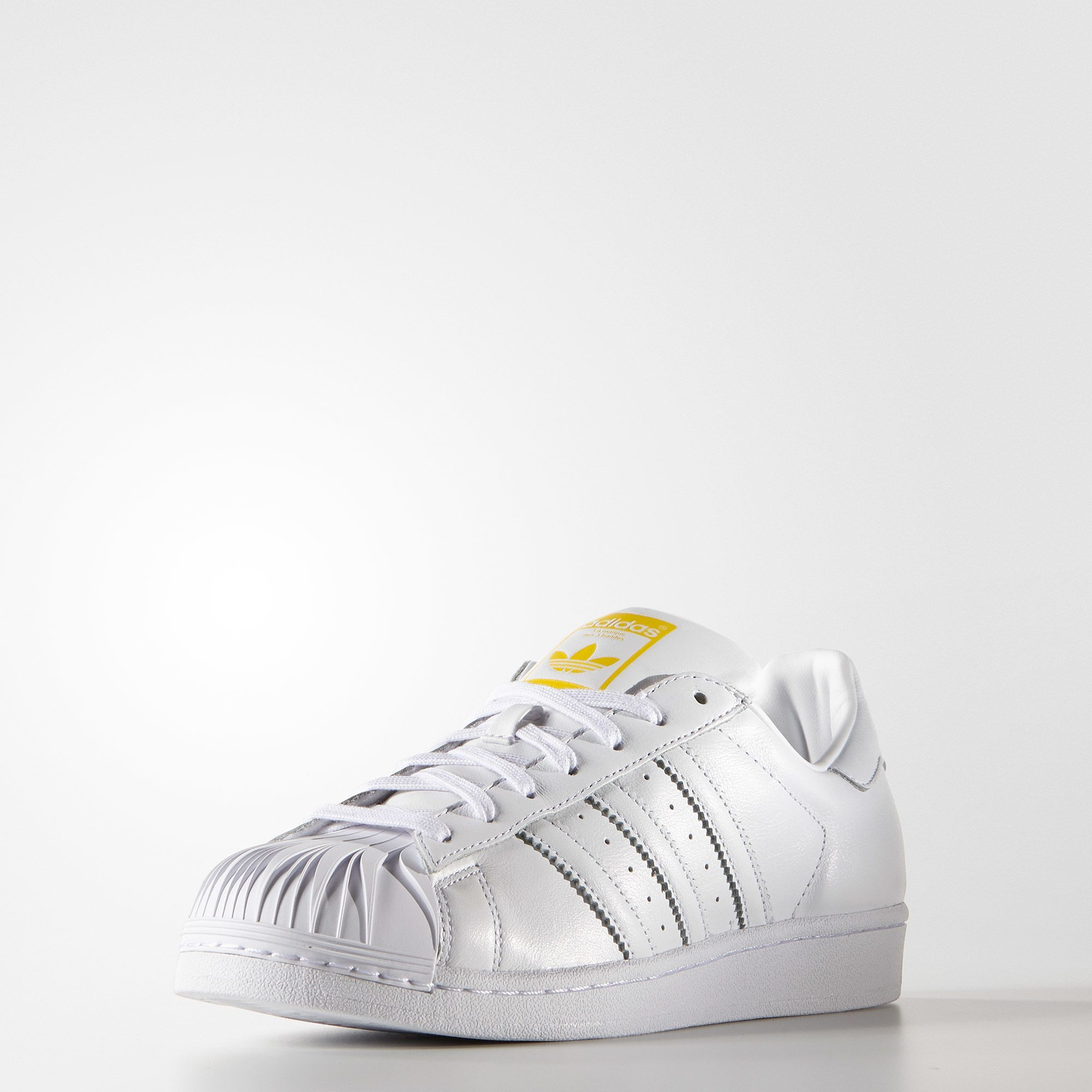 Adidas x Zaha Hadid. Superstar Supershell Shoes