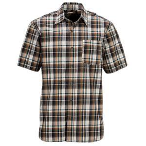 RedHead Seersucker Shirt for Men - Dachsund - 2XL