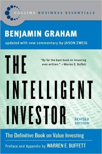 The Intelligent Investor, Rev. Ed (P.S.) 1 Reprint, Benjamin Graham, Jason Zweig, Warren E. Buffett - Amazon.com