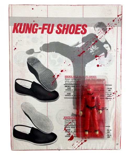 Sucklord Suckpanel: Kung Fu Shoes