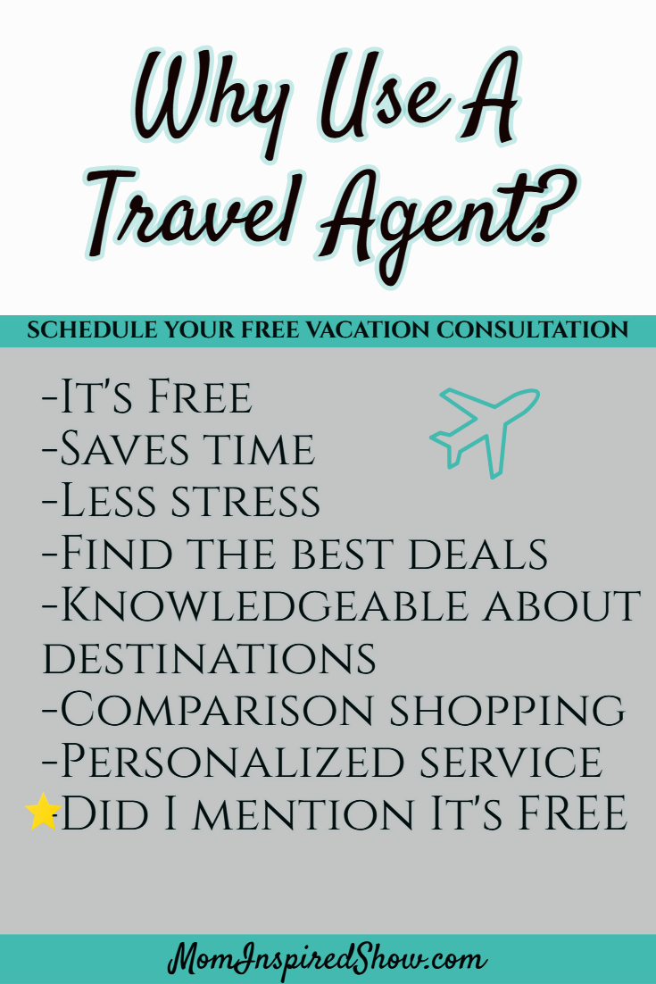 Travel Agent Travel Agent Moms Inspiration Trip Planning