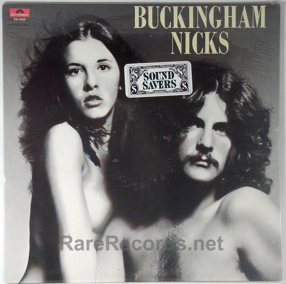 Buckingham Nicks Buckingham Nicks Polydor 1973 This Early Lp From Stevie Nicks And Lindsey Buckingham Is G Buckingham Nicks Stevie Nicks Stevie Nicks Bio