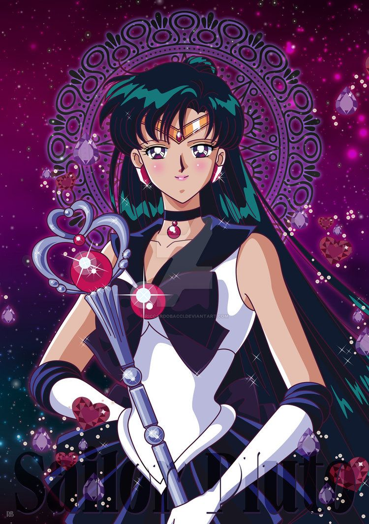 Image result for sailor pluto