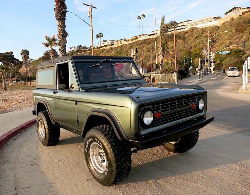 Image Result For Ford Bronco Restomod Ford Bronco Classic Ford