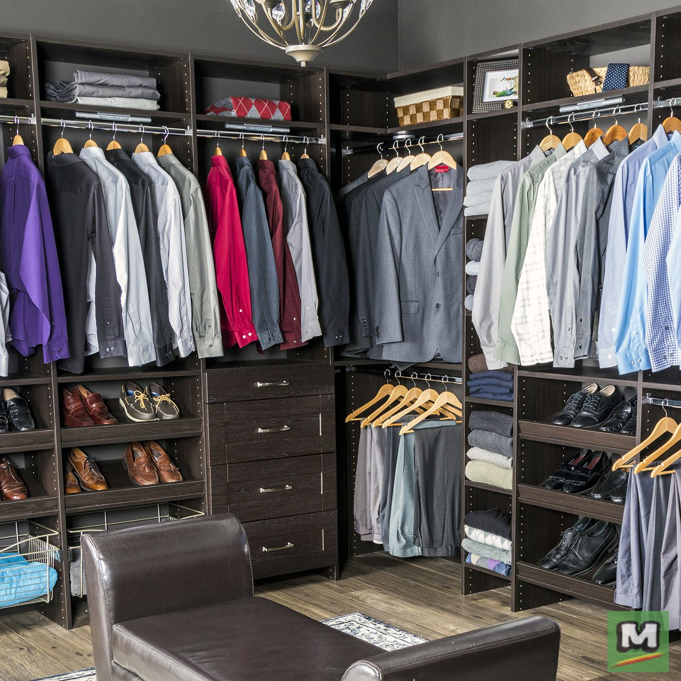 Design Your Ideal Storage Space With Dakota™ Closets From Menards®! From  Starter Packs