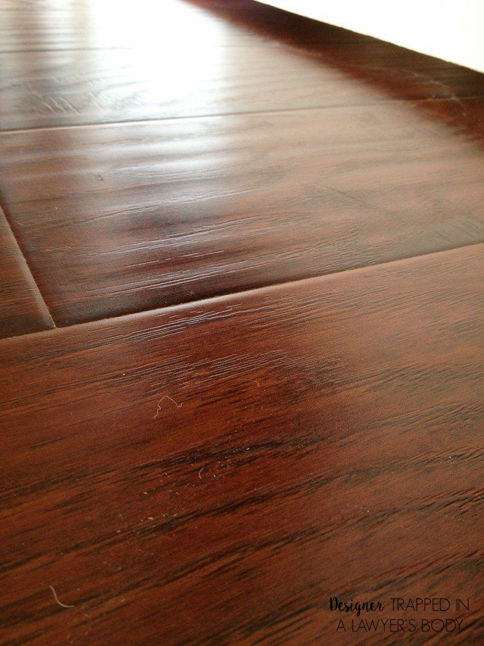 Why We Chose Laminate Flooring for our Home floors