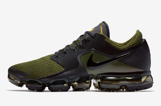 Official Look At The Nike Air VaporMax CS Olive | Nike, Nike