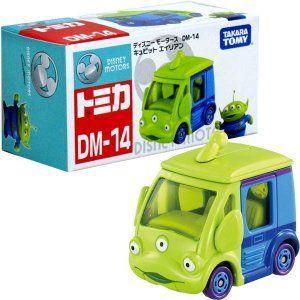 Photo of ディズニーモータース DM-14 キュビット エイリアン :4904810115687:おもちゃの三洋堂 – 通販 – Yahoo!ショッピング