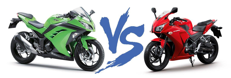 Kawasaki Ninja 300 Vs Honda Cbr300r Beginner Bike Comparison