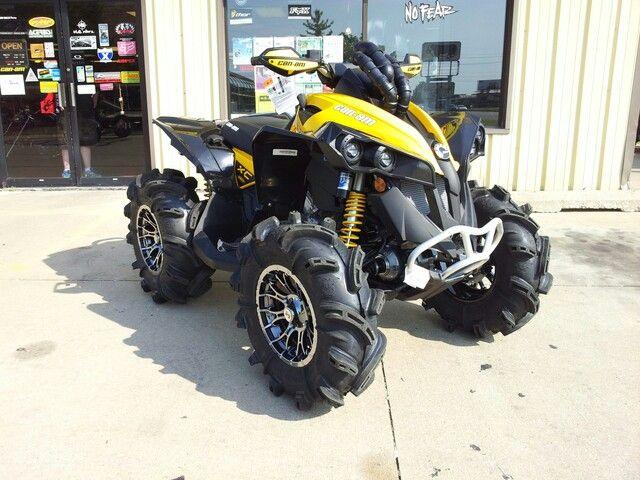 Can Am Renegade 1000 Atv Quads Can Am Atv Atv Motocross