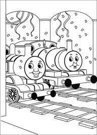 Thomas The Train Birthday Coloring Pages Google Search Gavin S