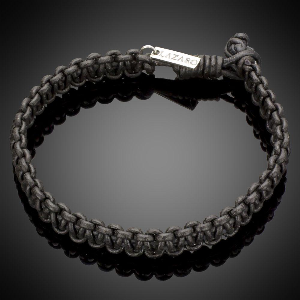 Hand woven menus leather bracelet leather bracelets bracelets and