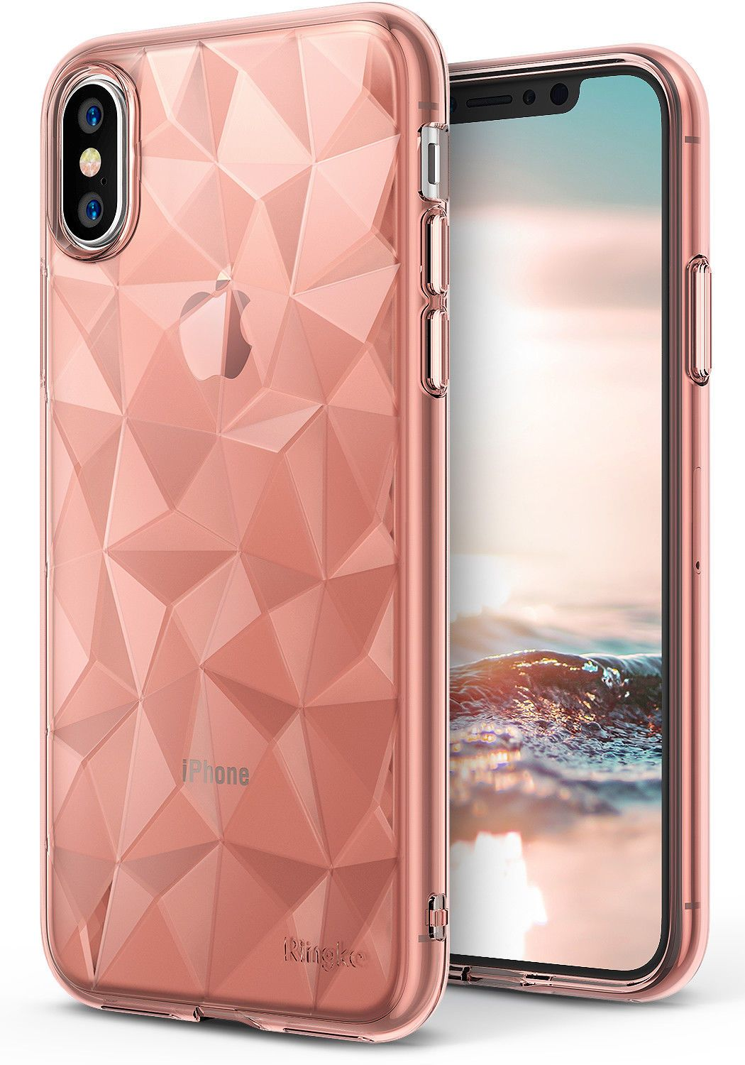 ebacc85006fe3 Details about For iPhone X 10 | Ringke [AIR PRISM] 3D Diamond ...