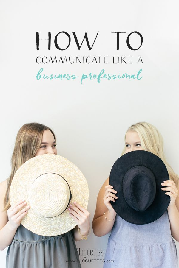 How To Communicate Like A Business Professional is part of Business skills, Verbal communication skills, Improve communication skills, Business communication, Communication skills, Business professional - Being able to communicate with confidence can take your career to the next level  Check out these tips to learn how to communicate professionally!