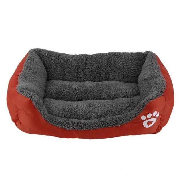 5 Colors Soft and Comfortable Pet Dog Cat Bed Cushion House Pet Soft Warm Kennel Dog Mat Blanket Pet Necessity