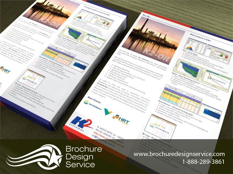 Flyer Design - Software / It Industry - Brochure Design Company