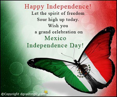 Día de la Independencia is a Mexican holiday to celebrate