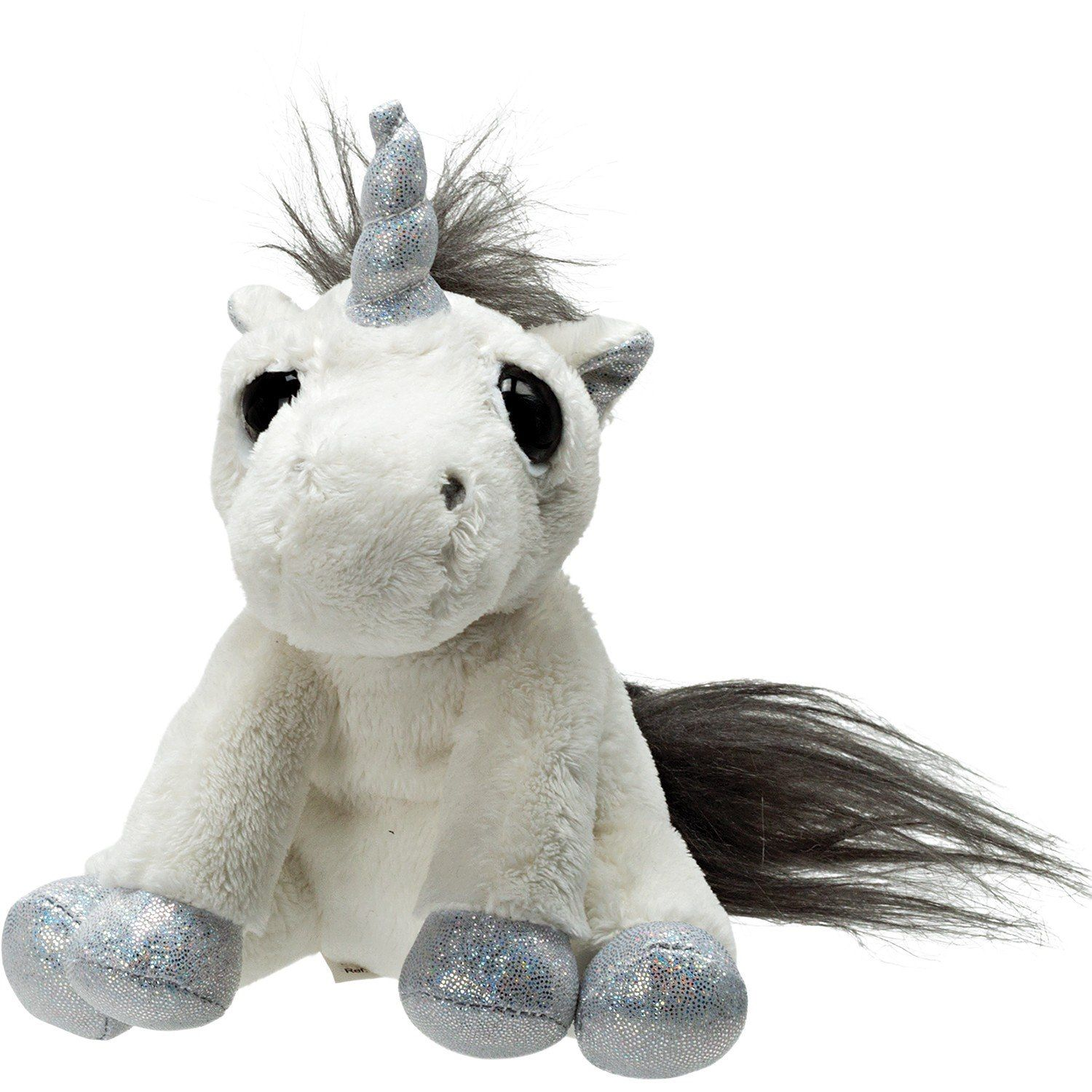 Lil Peepers Snowflake Small Unicorn Soft Toy Gifts Direct 2u With Images Soft Toy Toys Unicorn