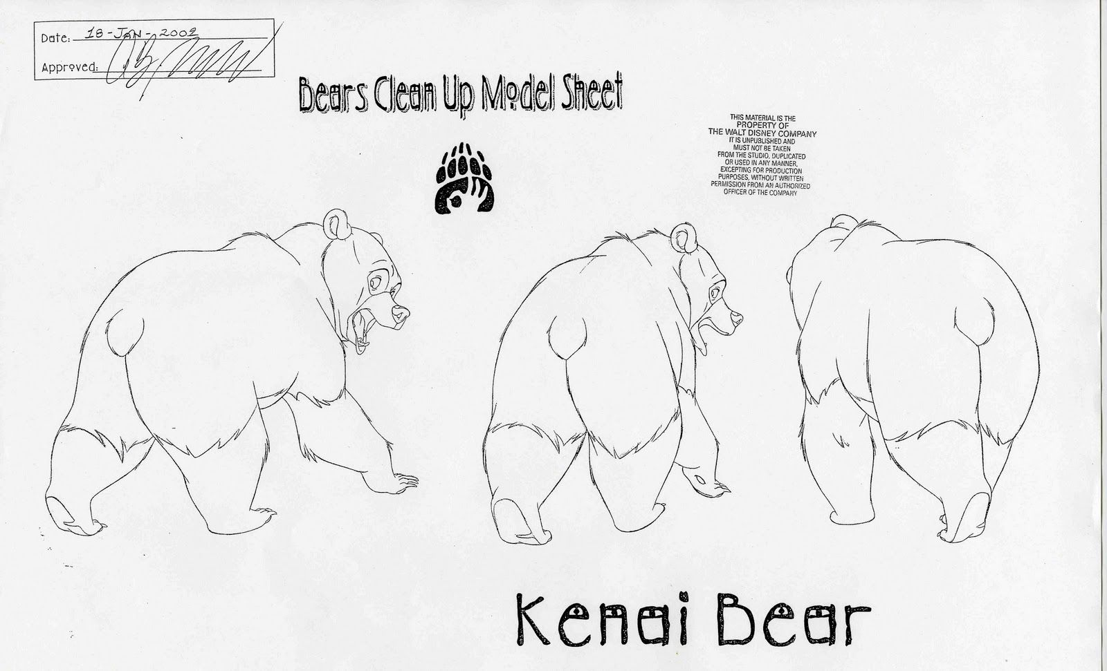 Academy of Art Character and Creature Design Notes: Model Sheets 101 ...