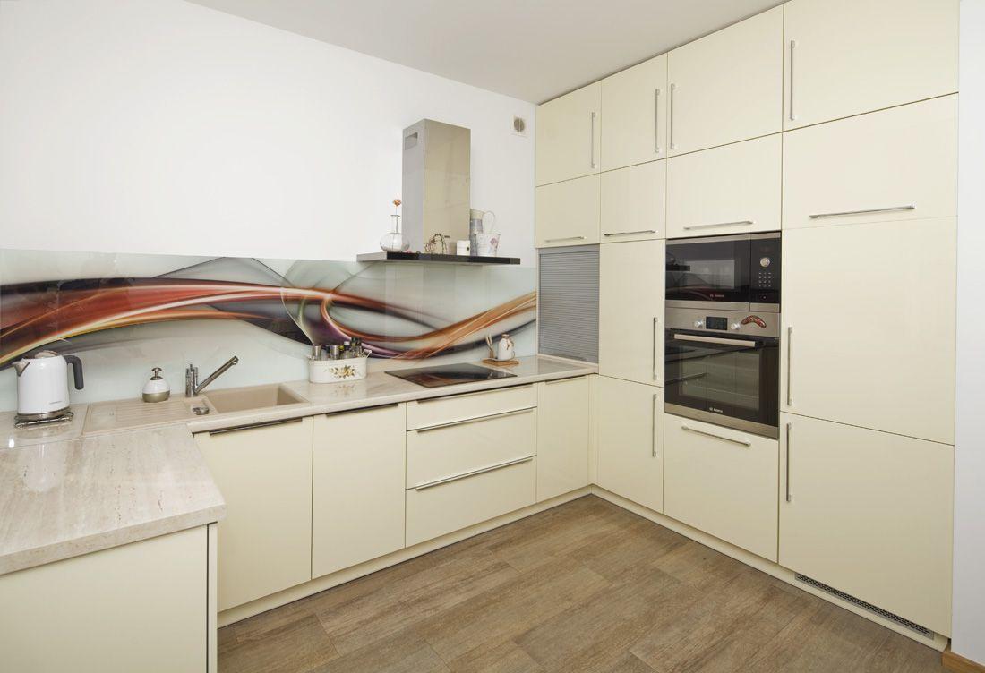 Slupkowa Zabudowa W Kuchni Darex Szczecin Kitchen Kitchen Cabinets Home