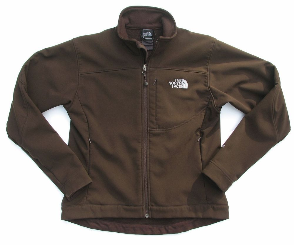 The North Face Womens Small Brown Apex Bionic Softshell Jacket Anc4 Thenorthface Softshell North Face Women Soft Shell Jacket Jackets [ 833 x 1000 Pixel ]