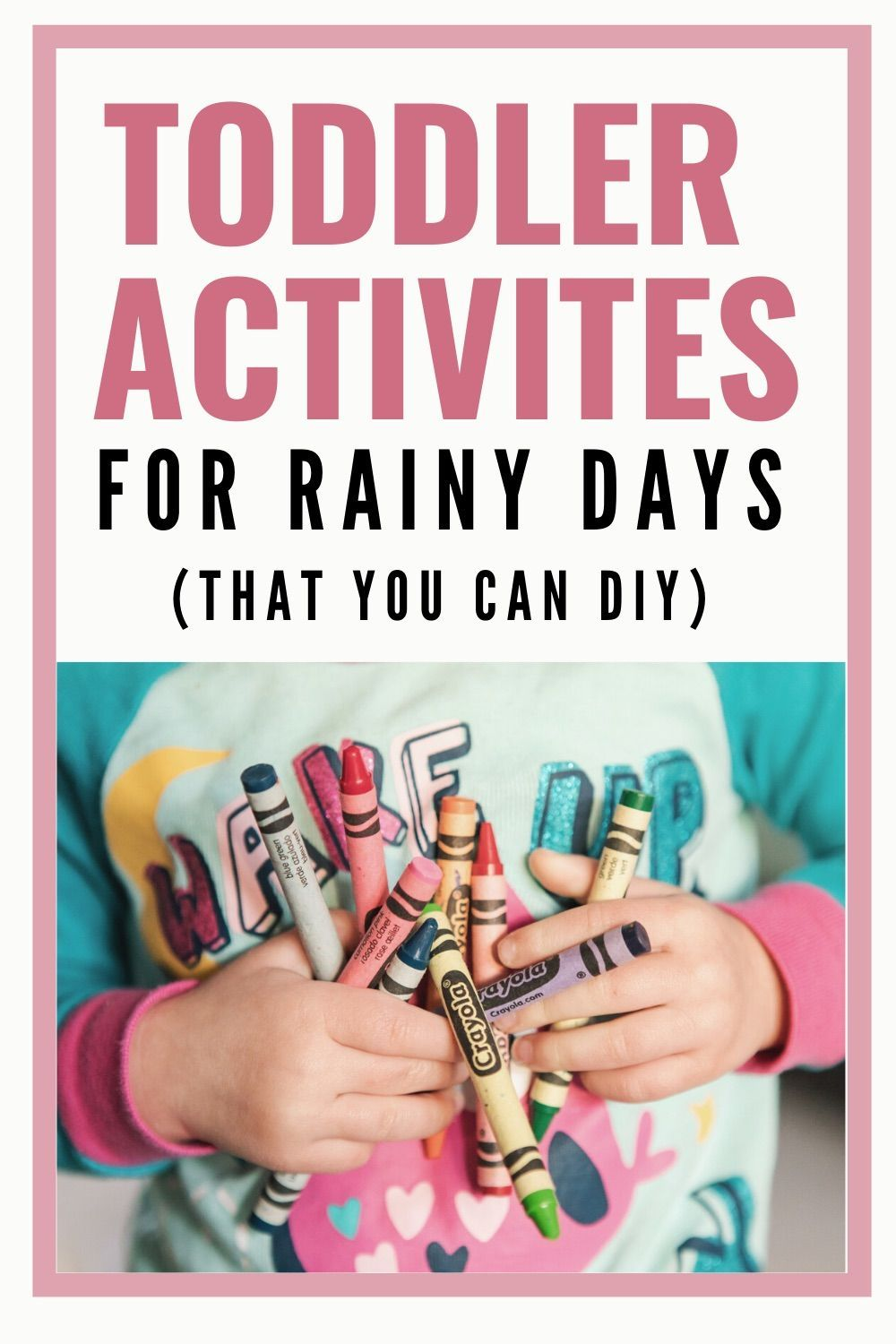 Photo of Indoor activities you can DIY for loads of  toddler fun