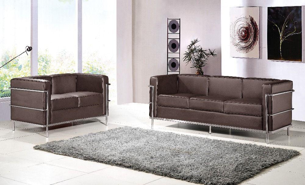 U Best Le Corbusier Lc2 Sofa Set Lc2 2 Seater 3 Seater Sofa Set