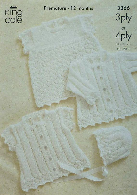 2a306ff2d K3366 Babies Lacy Dress