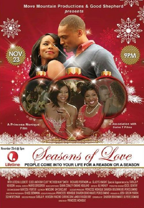 Black People Christmas Pictures.Black Holiday Movies Seasons Of Love 2014 African