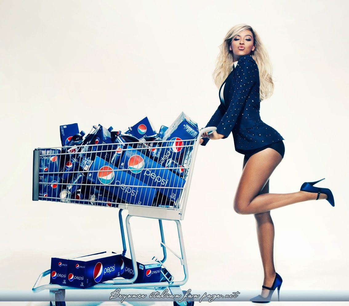Beyonce Knowles Sexy Legs HQ Photos at in Pepsi Promotional ...