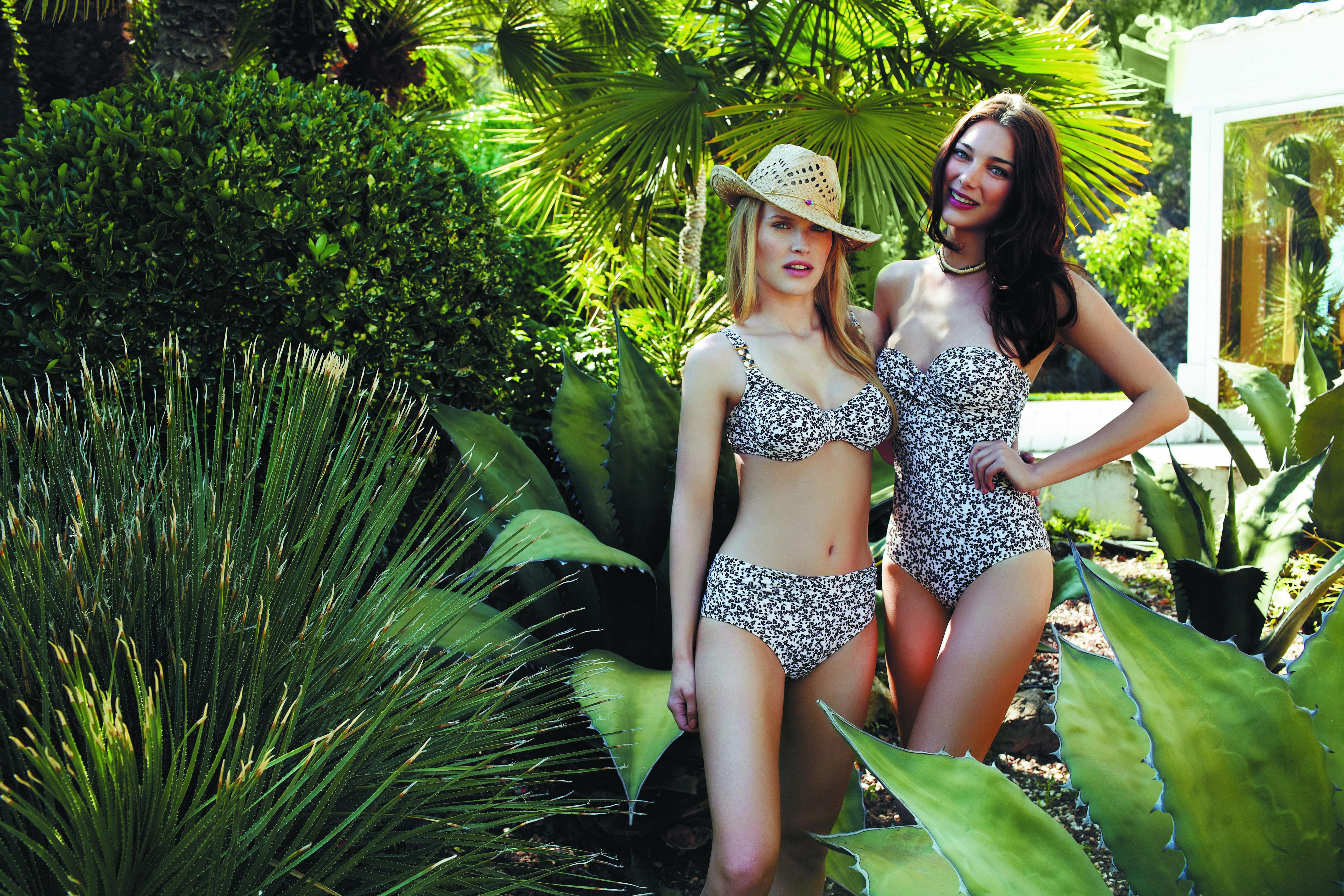 Bikini y Bañador Leopard Print