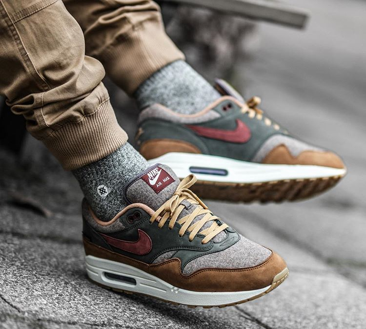 Resolver Siesta ensayo  Pendleton x NikeiD Air Max 1 | Sneakers men fashion, Sneakers nike air max,  Sneakers fashion