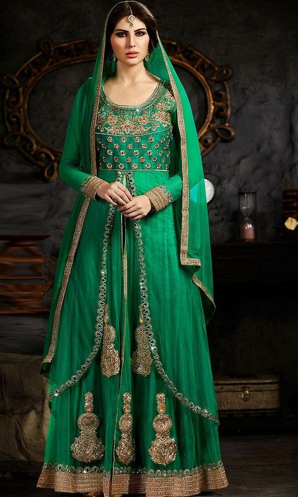 Latest Stylish Bridal Sharara Designs For Bride #shararadesigns