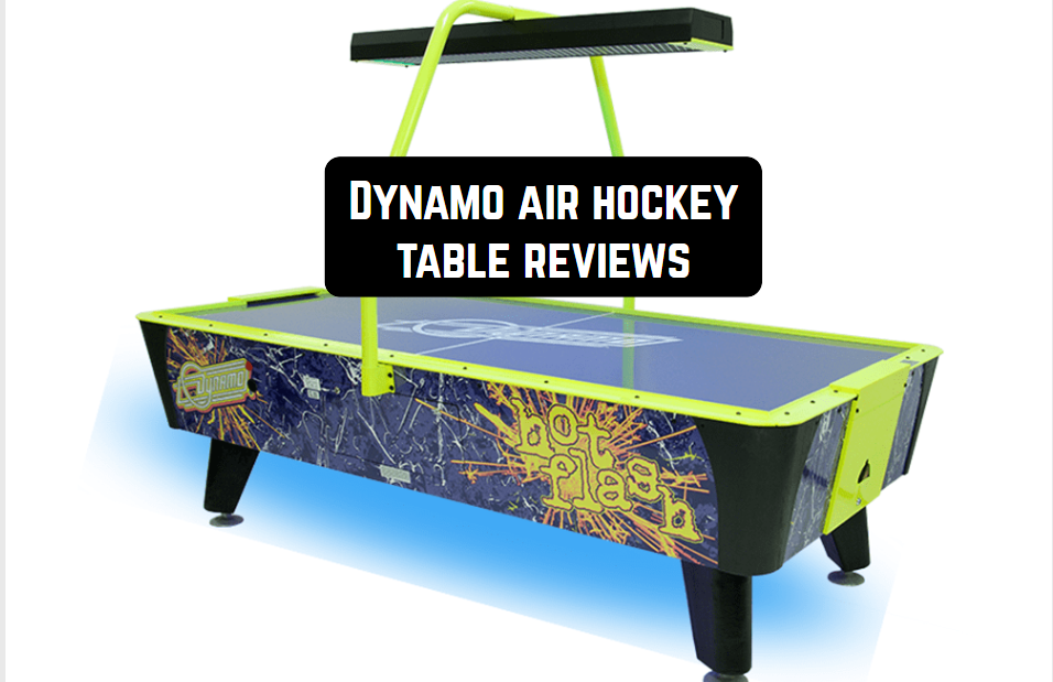 Dynamo air hockey table reviews Air hockey table, Air