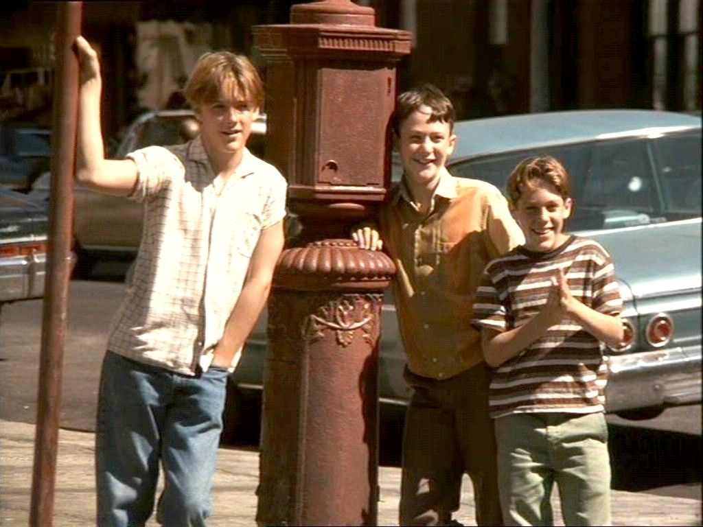 Brad Renfro Jonathan Tucker And Geoffrey Wigdor Brad Renfro Jonathan Tucker Brad Pitt