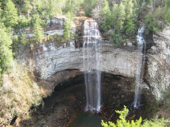 Crossville, TN: Fall Creek Falls, Pikeville, TN  At 256 feet