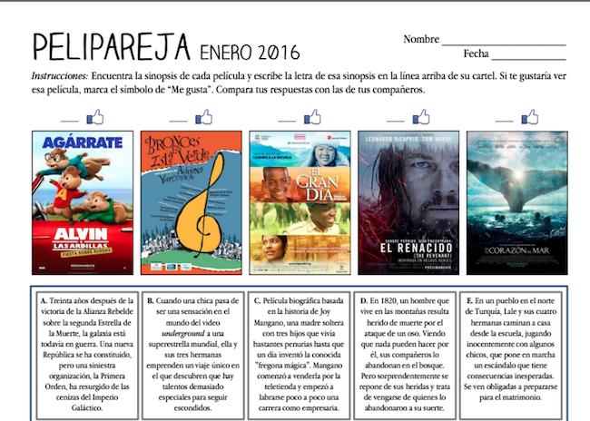 Mar De Plastico Cine Latino This Month I Got To Introduce Some Of