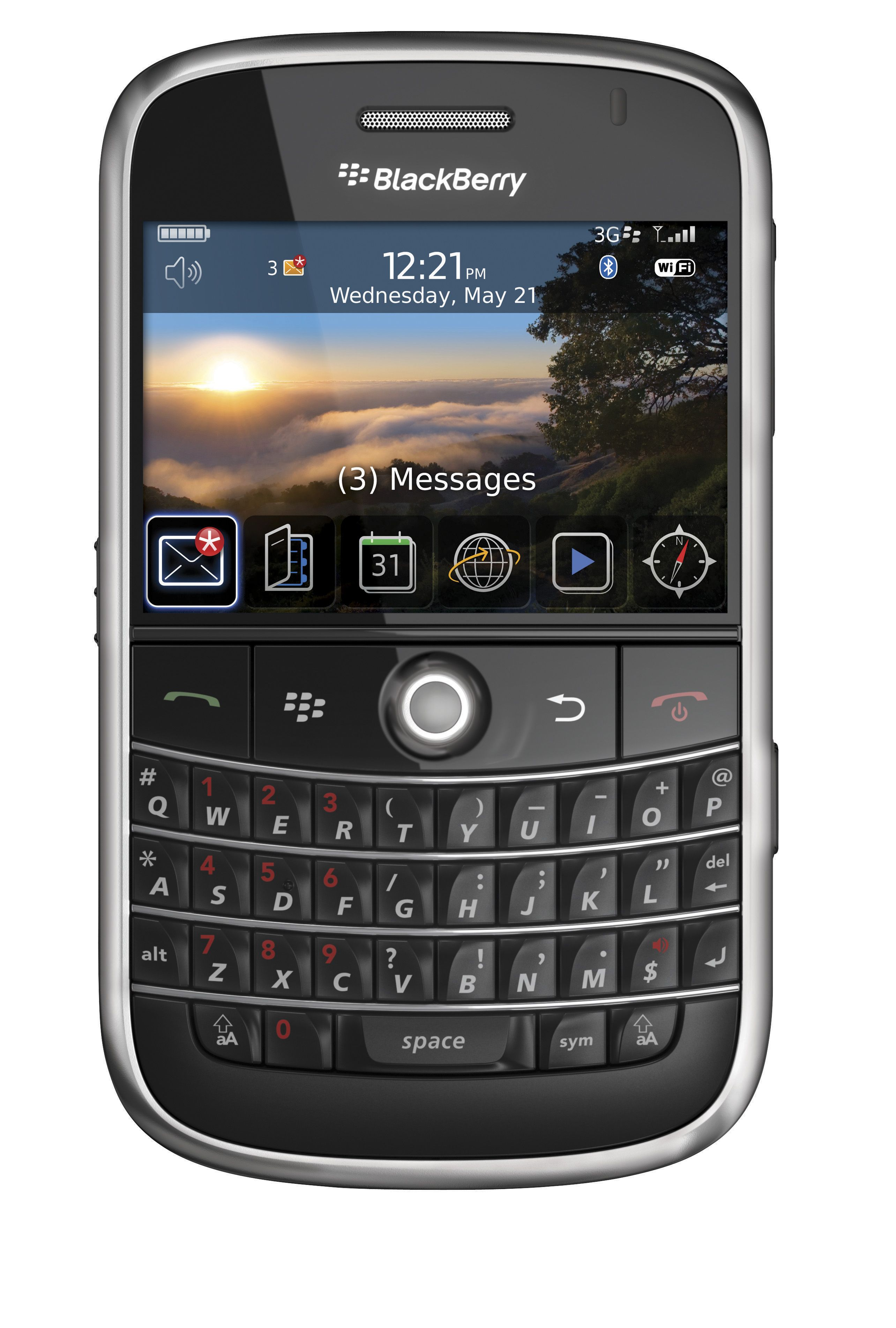 Blackberry Style curated by