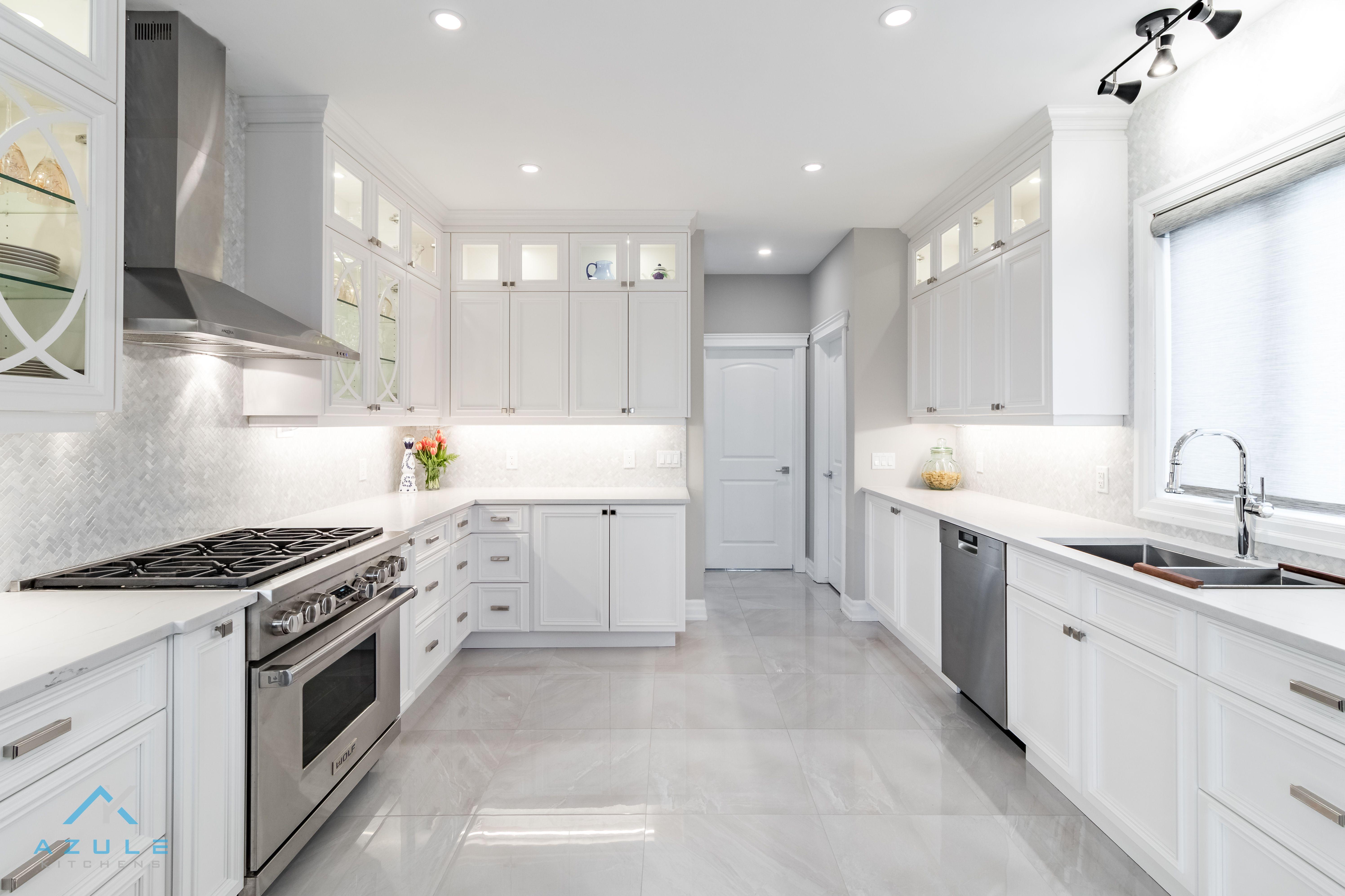 Azule Kitchens Stunning Kitchen Redesigning Services In 2020 Kitchen Plans Kitchen Custom Kitchen Cabinets